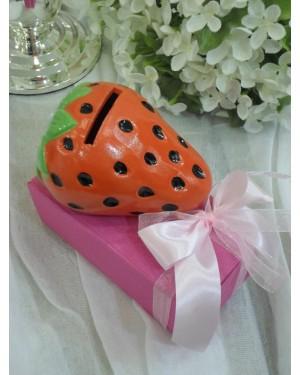 zx15 κουτί ζαχαρωτών με κουμπαρά φράουλα