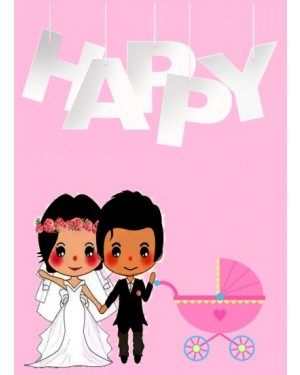 GB006 happy pink