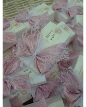 zx14 κουτάκι ζαχαρωτών με δαντέλα