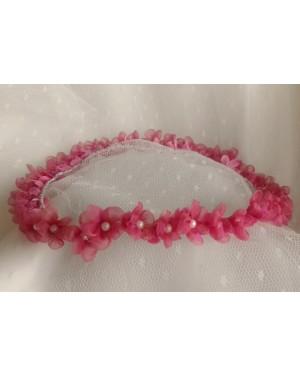 ST15 fuchsia pearls